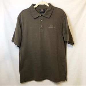 Prairie Mountain Acadia National Park Polo - M